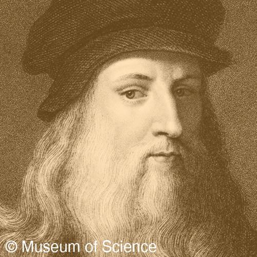 The da Vinci mode.